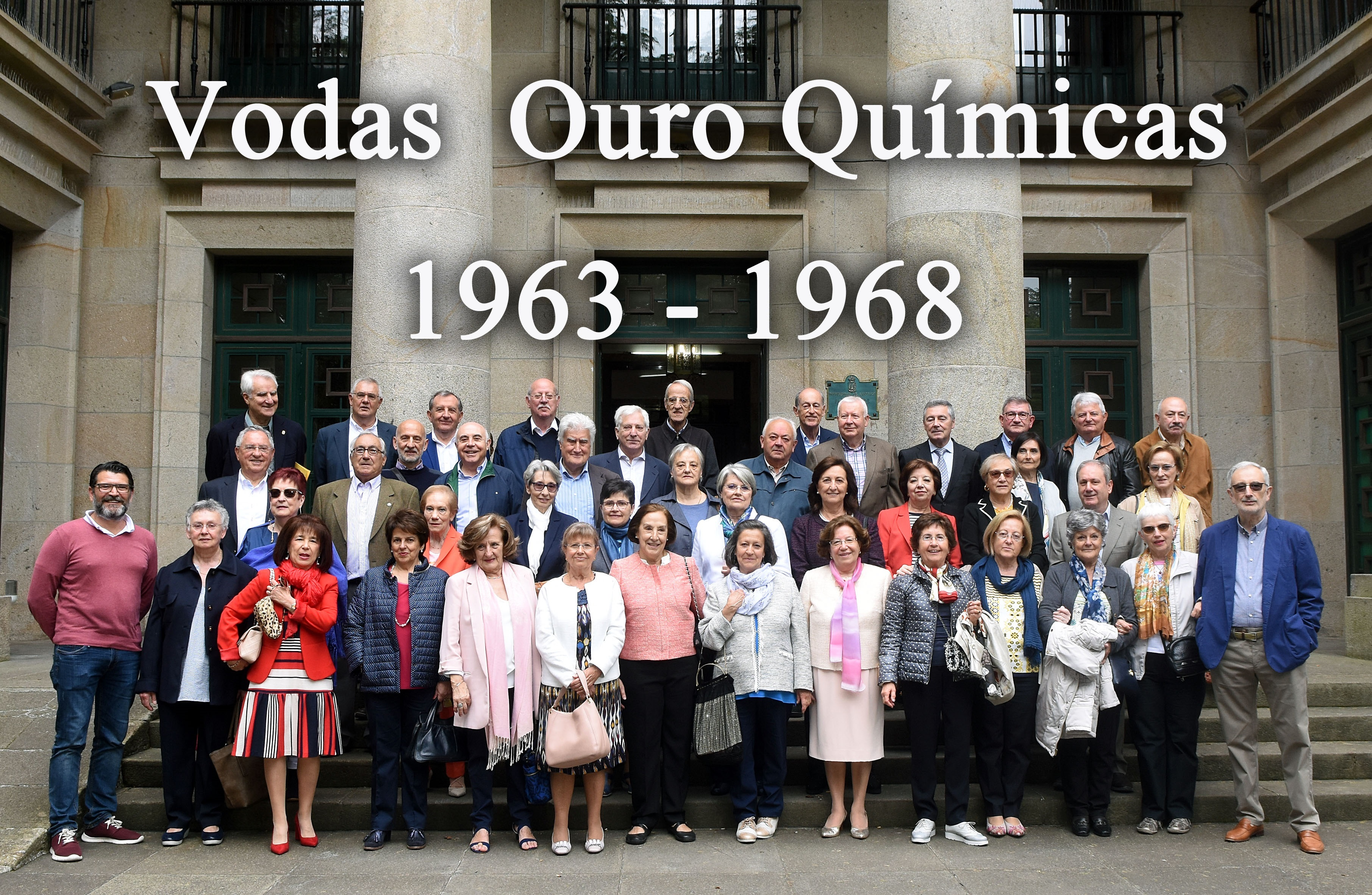 BODAS DE ORO QUIMICAS