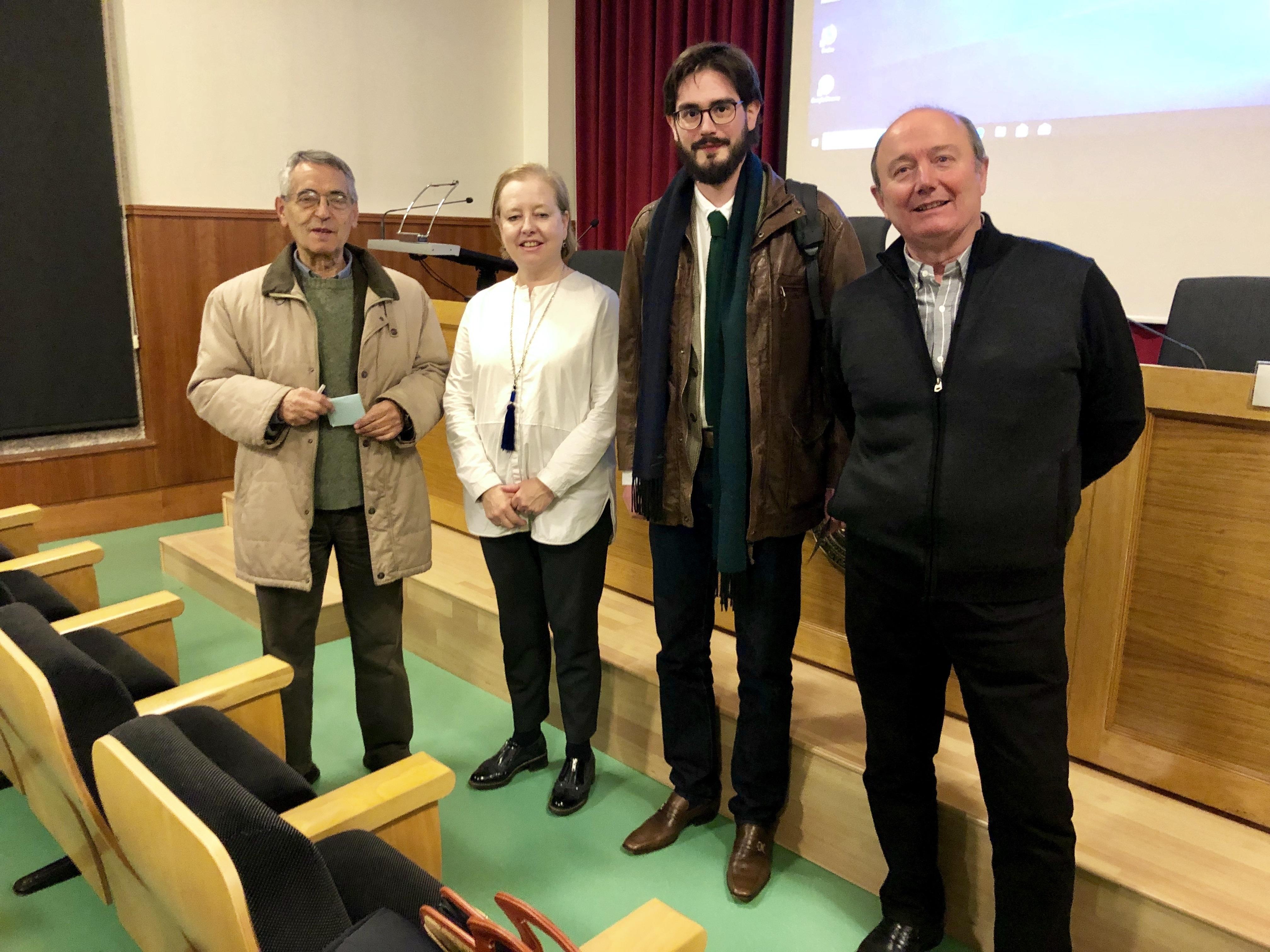 CDonferencia Francisco Cebreiros
