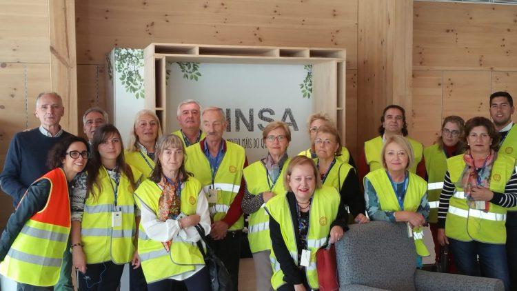 Visita a FINSA
